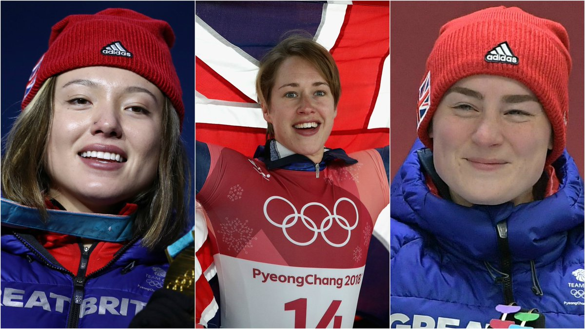 Wales' Laura Deas shares the limelight with skeleton bronze as Lizzy Yarnold wins the gold and Izzy Atkins makes skiing history  Read more: https://t.co/oN5V3Oohlx