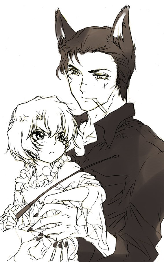 #魔女集会で会いましょう Haibara looks like Mary but more sweet and mild, maybe that why Akai want to take-care her. wwwww