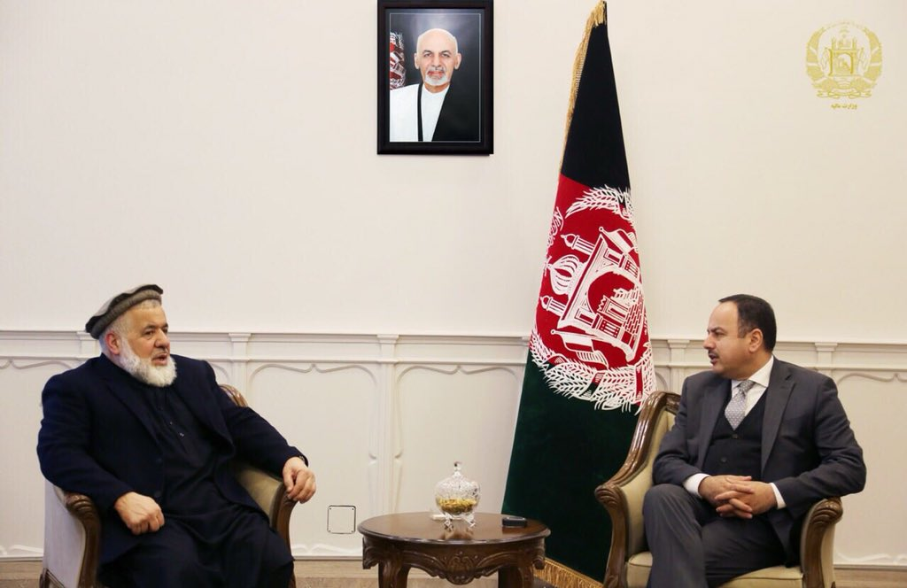 With Minister of Justice, we discussed the financial support to MoJ.