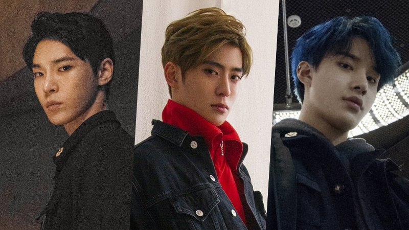 #NCT_U Reveals Individual Teaser Images...