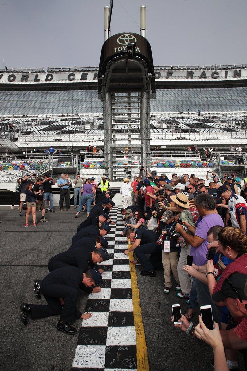 Daytona International Speedway On Twitter Starting Our Day On