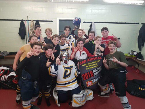 Truro friendship hockey tournament