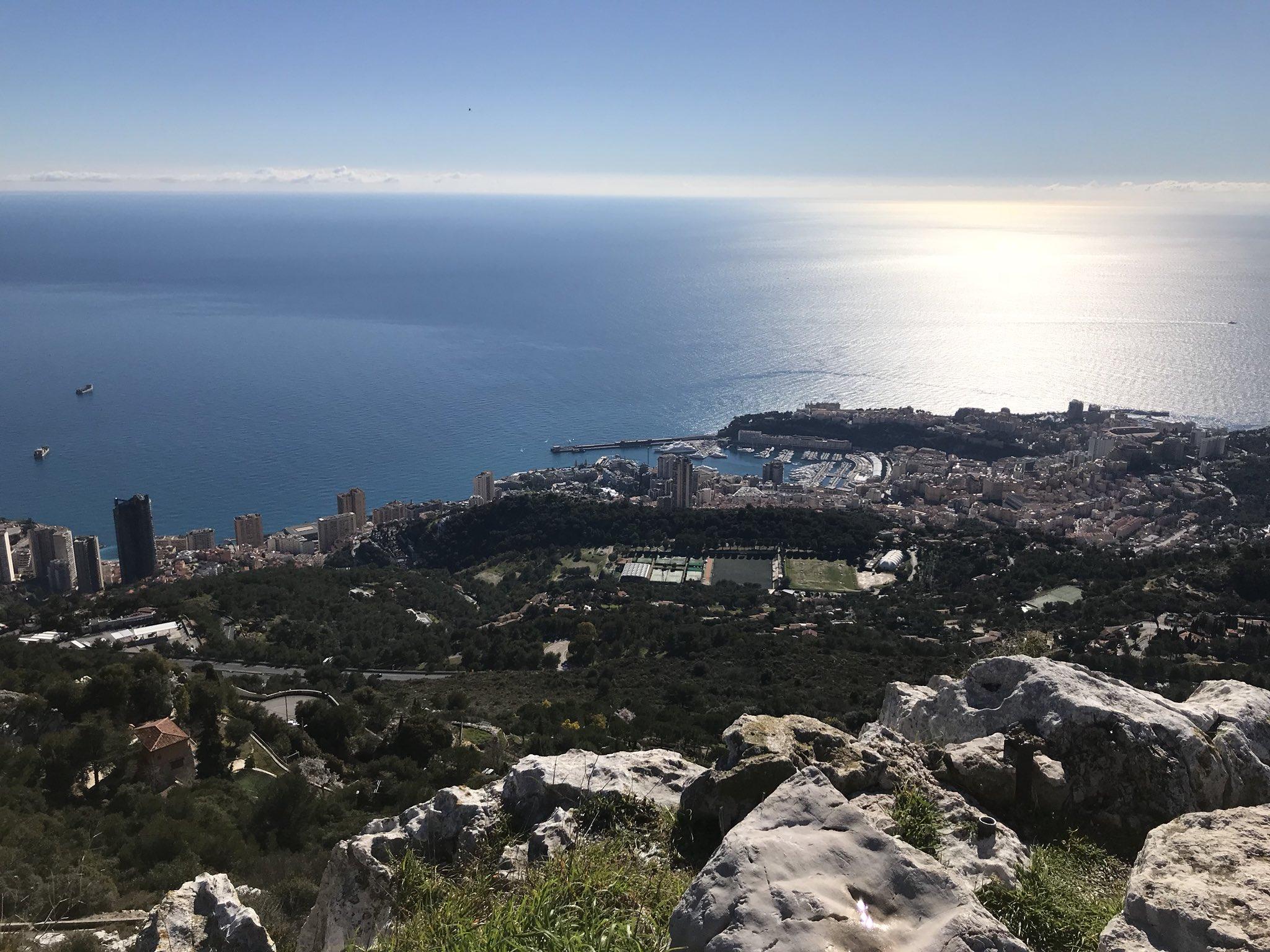 Fantastic day with my guy #Monaco Big business week starts tomorrow https://t.co/vAPwM8mqwP
