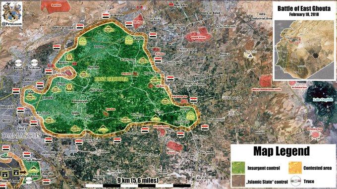 Syrian War: News #17 - Page 4 DWU8Z9zW0A0k5yF