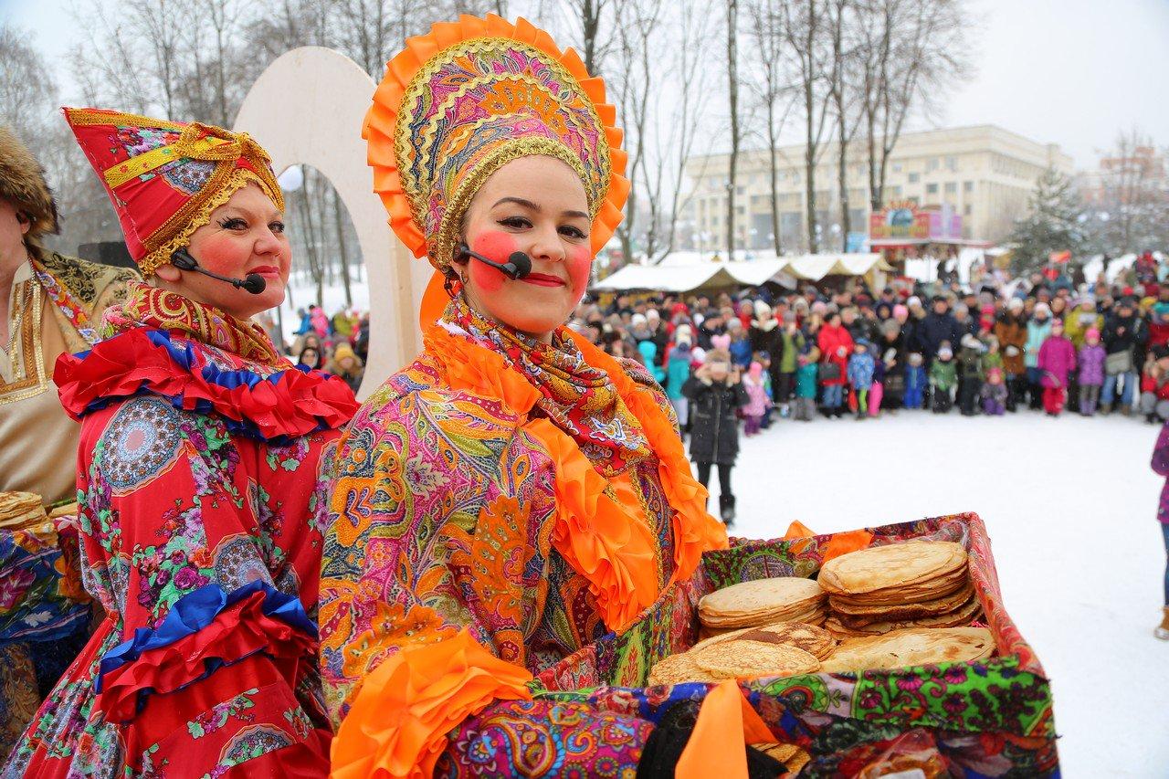 фото праздника масленица в россии случилось вчера утром