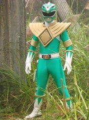 O único Power Ranger que os sportinguist...