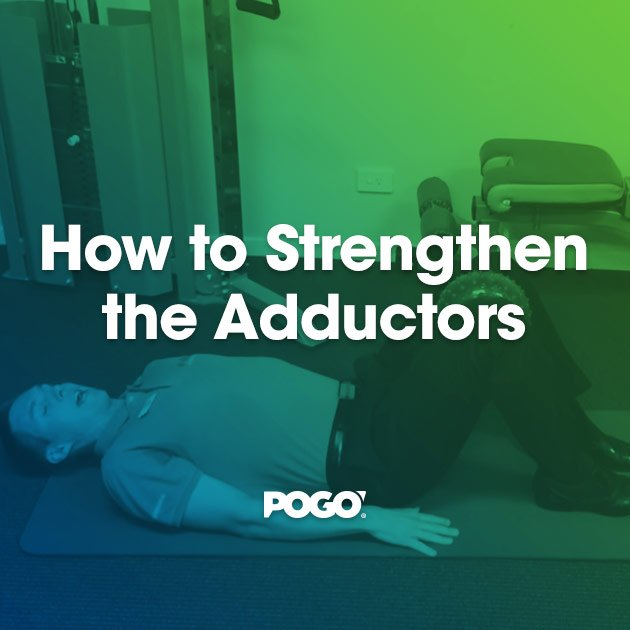 Video: How to strengthen the adductors h...