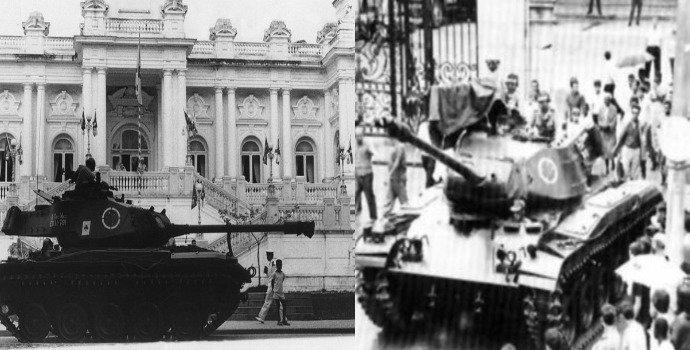 O Xadrez da Intervenção Militar: Golpe em 1964 versus golpe em 2018, por Rogerio Maestri https://t.co/GGgD2dXTfF