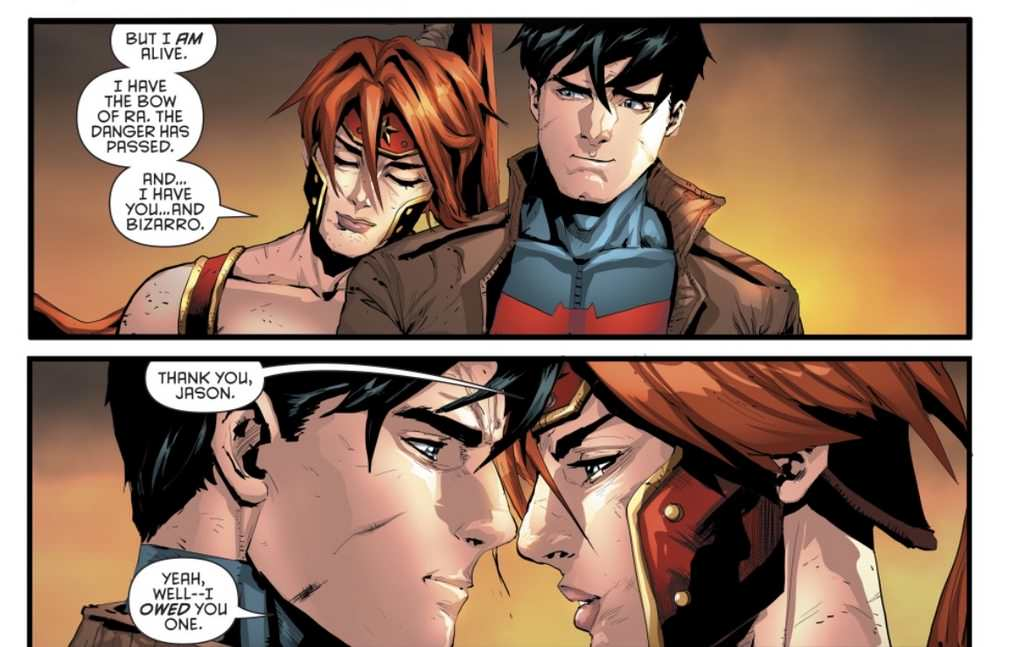 dating jason todd would include