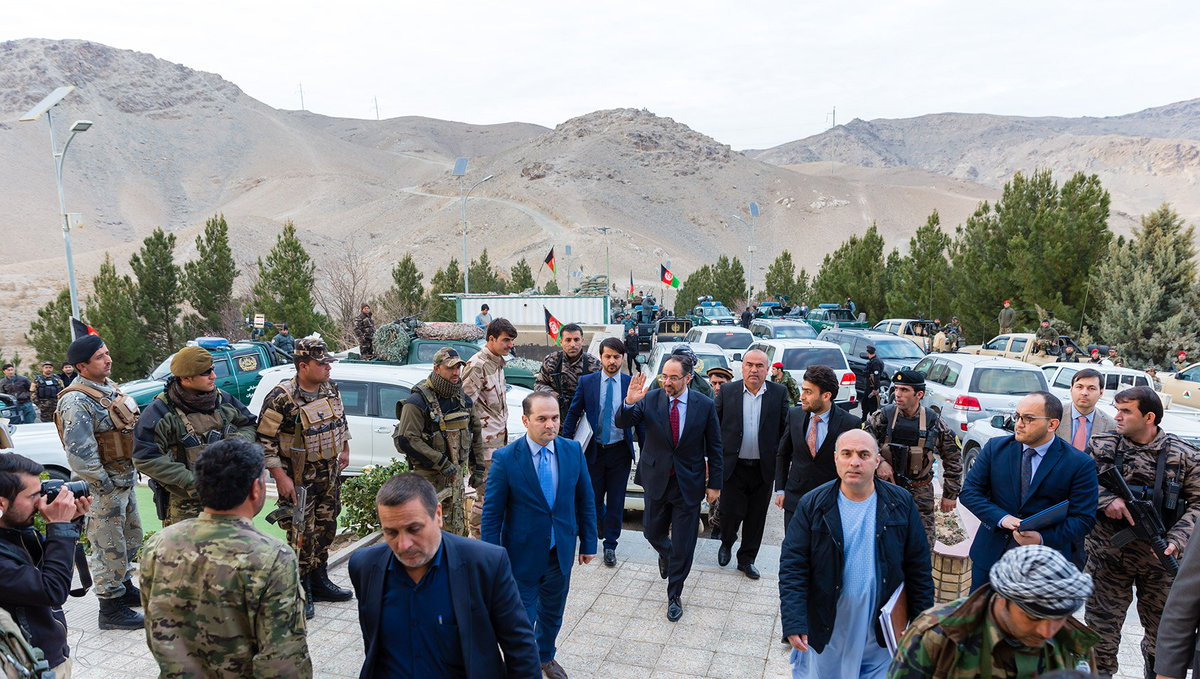 The Security and Protocol Coordination Commission  for the Inauguration Ceremony of the TAPI Construction Work in  Afghanistan Soil Holds Meeting go.mfa.af/ff50