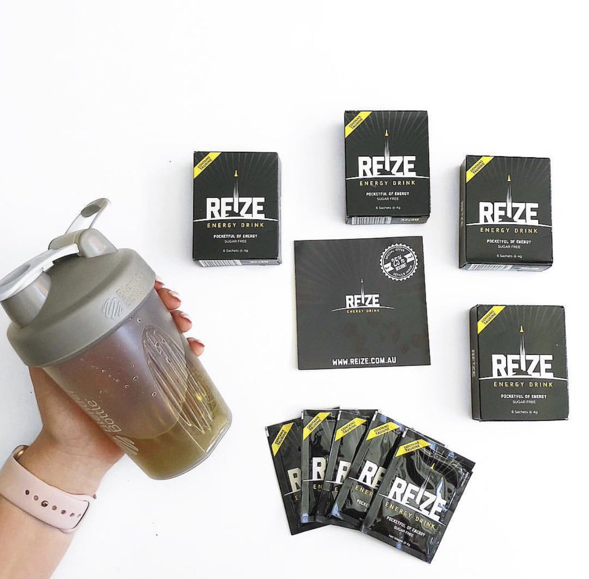 REIZE Energy Drink (@reizeenergy) | Twitter