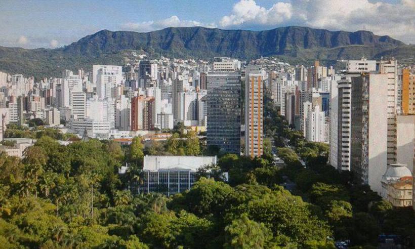 Belo Horizonte terá domingo de sol e há possibilidade de #chuva no fim da tarde https://t.co/4AbqVSZLg0