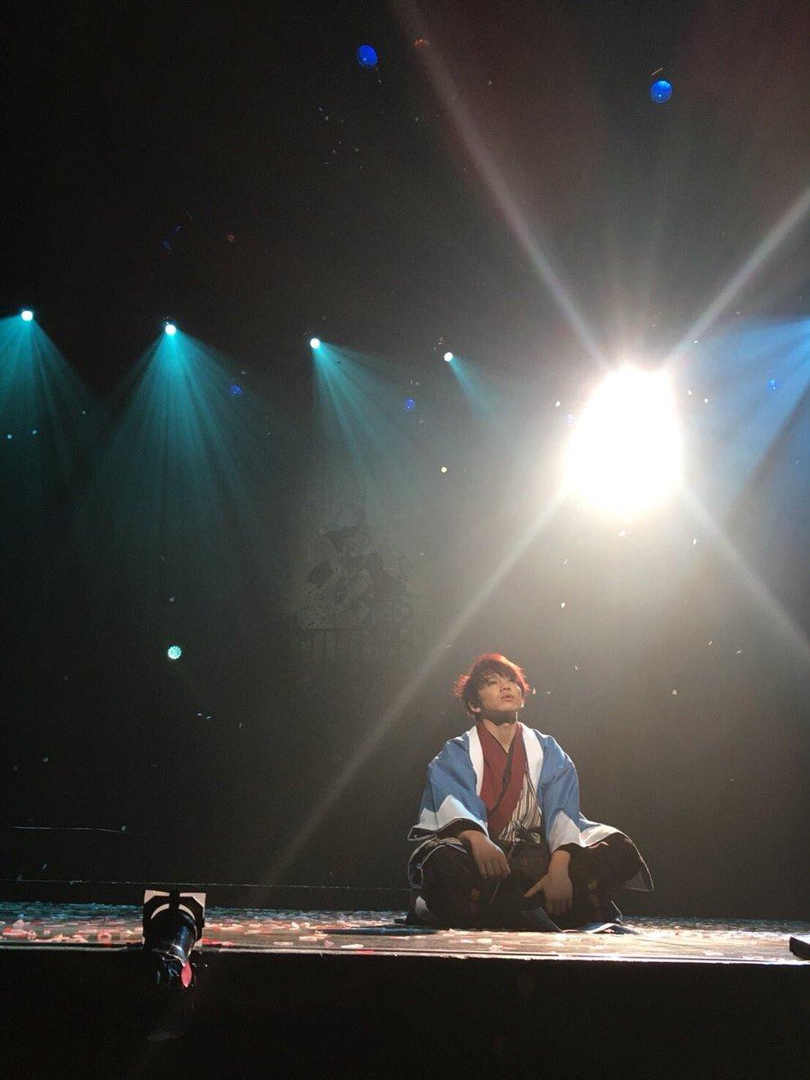 『駆けはやぶさ ひと大和』  東京千秋楽。  本当にありがとうございました。