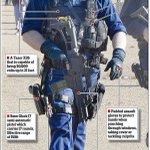 左翼「イギリスの警察は銃を持っていません日本も廃止して平和的にしましょう」  ↓現実