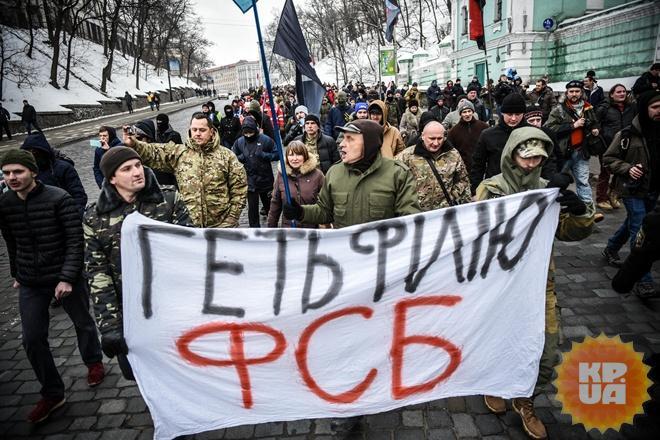 Погромы в Киеве
