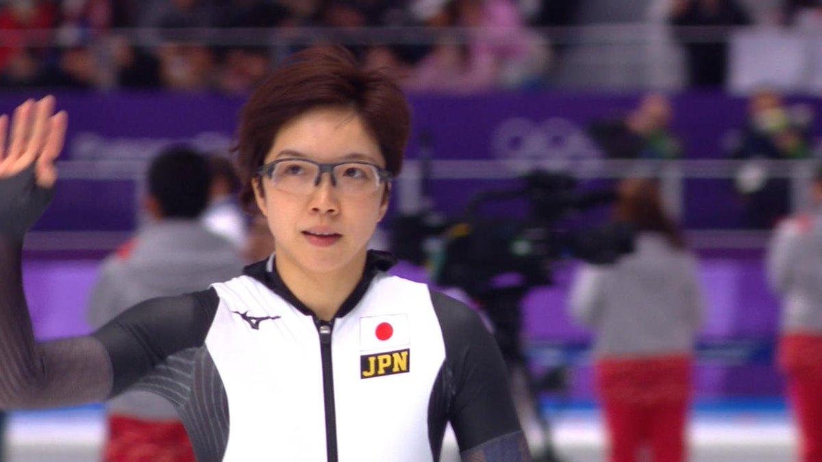 日本のエース #小平奈緒 選手が #スピードスケート 女子500mで #金メダル を獲得。 #オリンピックレコード となった滑りをご覧ください。