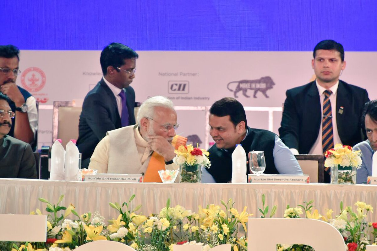 Magnetic Maharashtra Summit: New investments and unfulfi lled promises