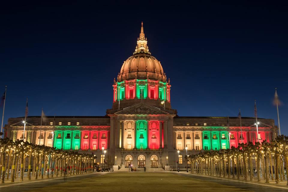 San Francisco City Hall Celebrates 100 Y...