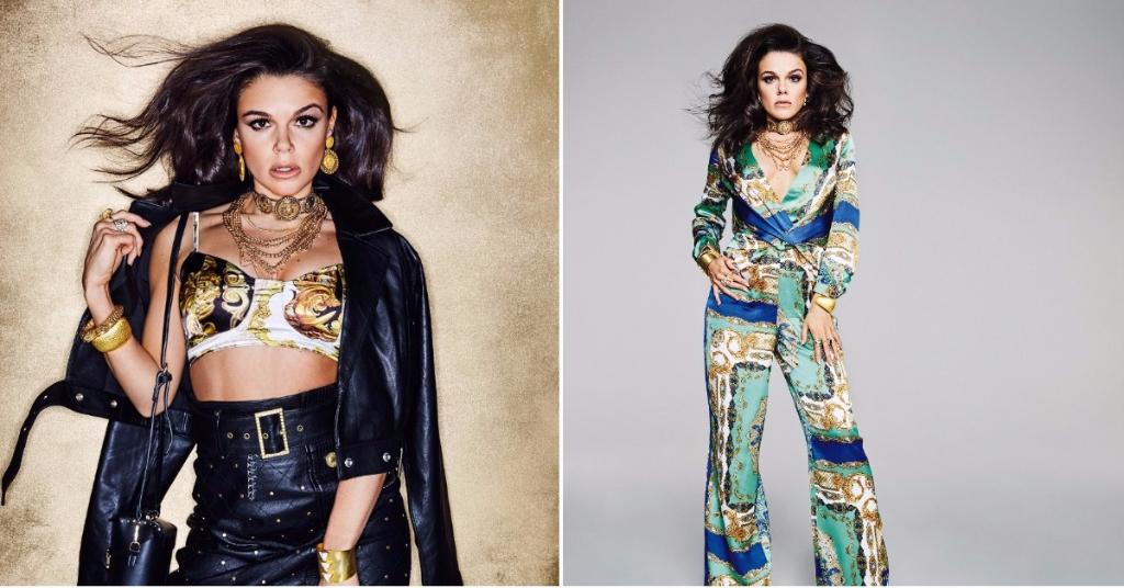 The stunning @Faye_Brookes  reveals all...