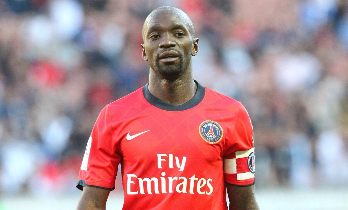 😉🎂  Happy birthday to @ClaudeMakelele, who turns 45 today! 🎉