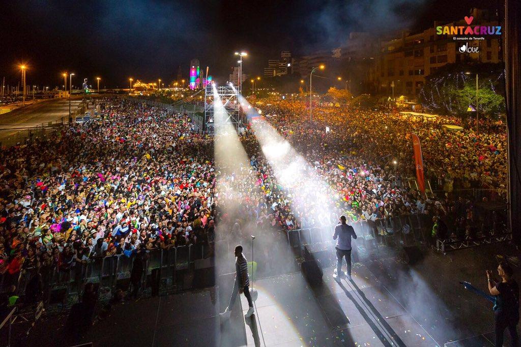 Resultado de imagen de carnaval santa cruz de tenerife 2018