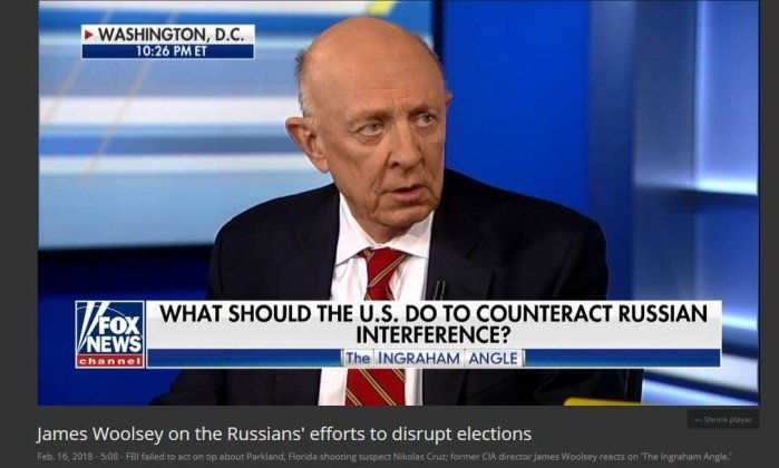 Ex-diretor da CIA diz que os EUA provavelmente já se intrometeram em eleições de outros países https://t.co/BsOymewVFP