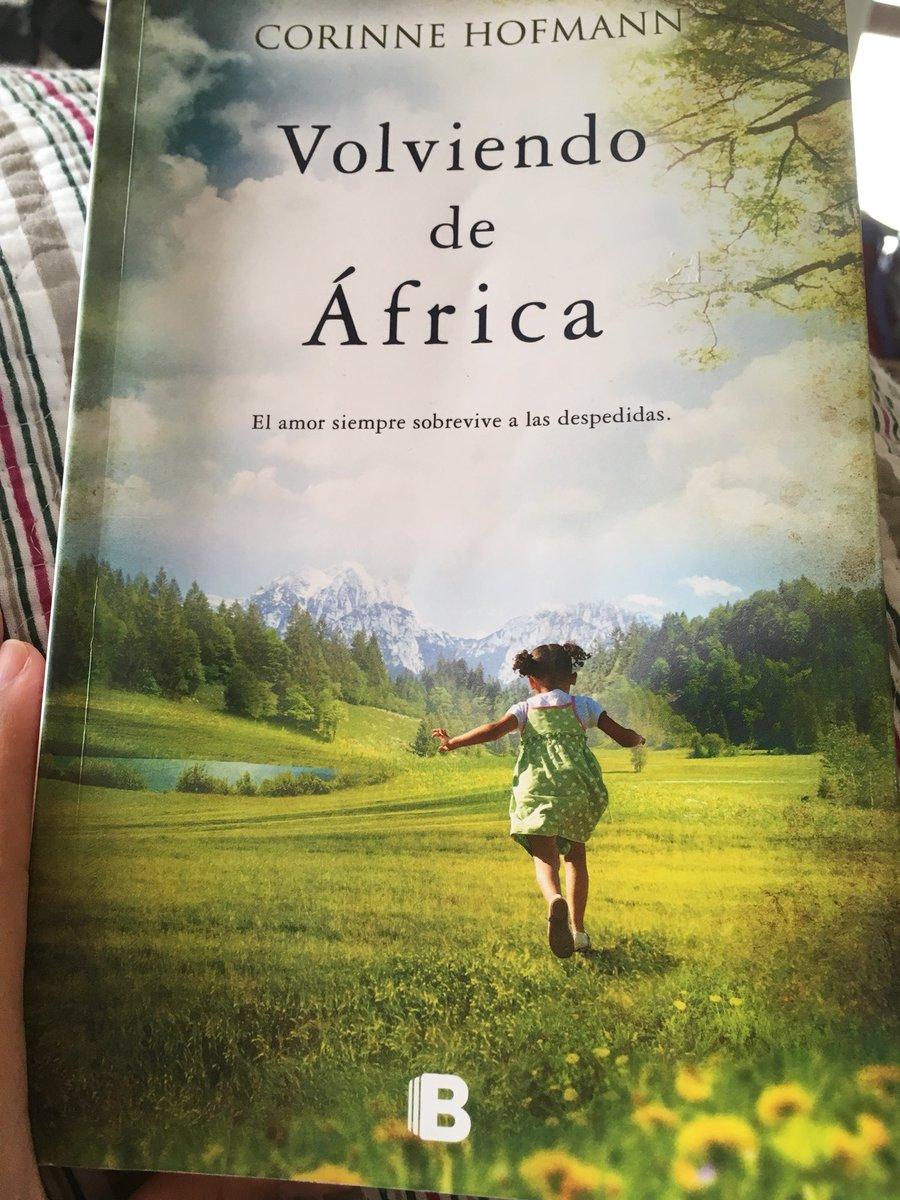 "test Twitter Media - Excelente! 👏🏻📕la continuación de ""La Masai Blanca"" de Corinne Hofmann @weissemassai https://t.co/GeWUNy4Gsx"