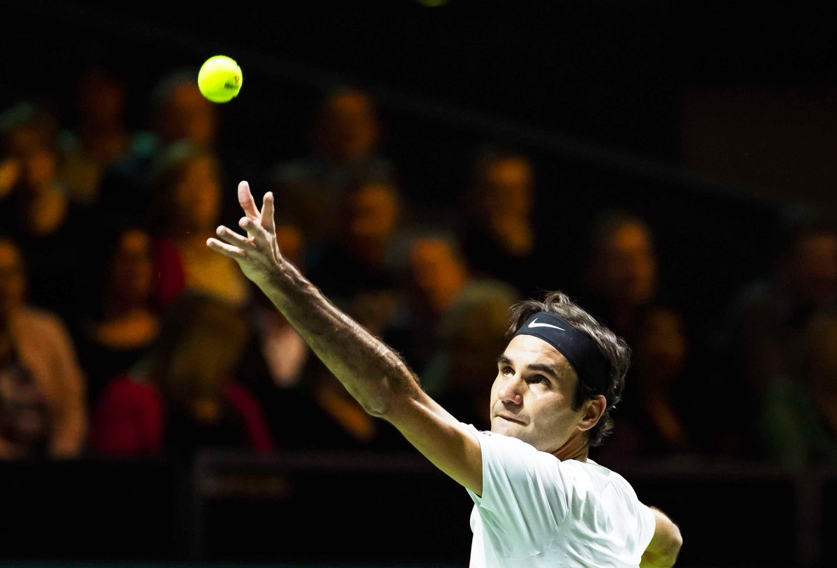 test Twitter Media - #tennis Roger Federer remporte son 97e titre à Rotterdam en humiliant Dimitrov https://t.co/QTSOwzv2UC https://t.co/28uKGKKtmg