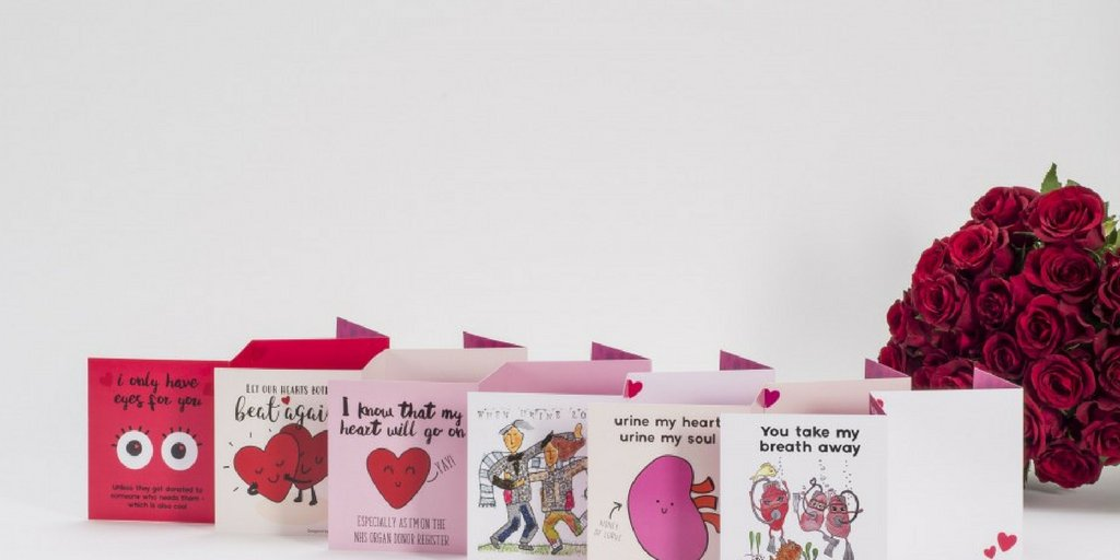 On #ValentinesDay @MoonpigUK partnered with NHS Blood & Transplant find out why here: https://t.co/CTBSDmaPg8