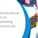 One of the steps to successful digital transformation is to learn agile best practices and to prepare the business for rapid, collaborate and iterative development. Become an expert on #agile and #scrum with this guide: https://t.co/IWr3Cs4iCj