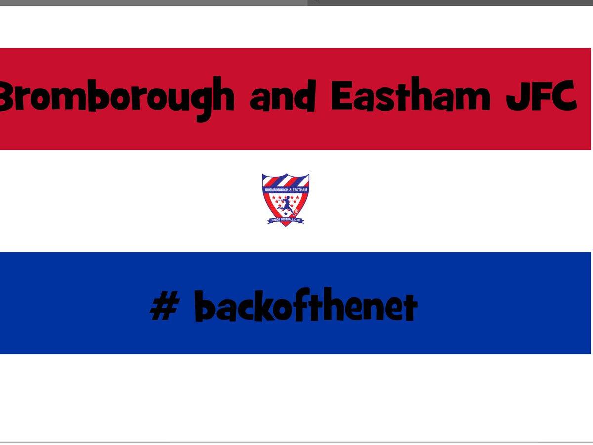 Brom & Eastham JFC (@brom_jfc) | Twitter