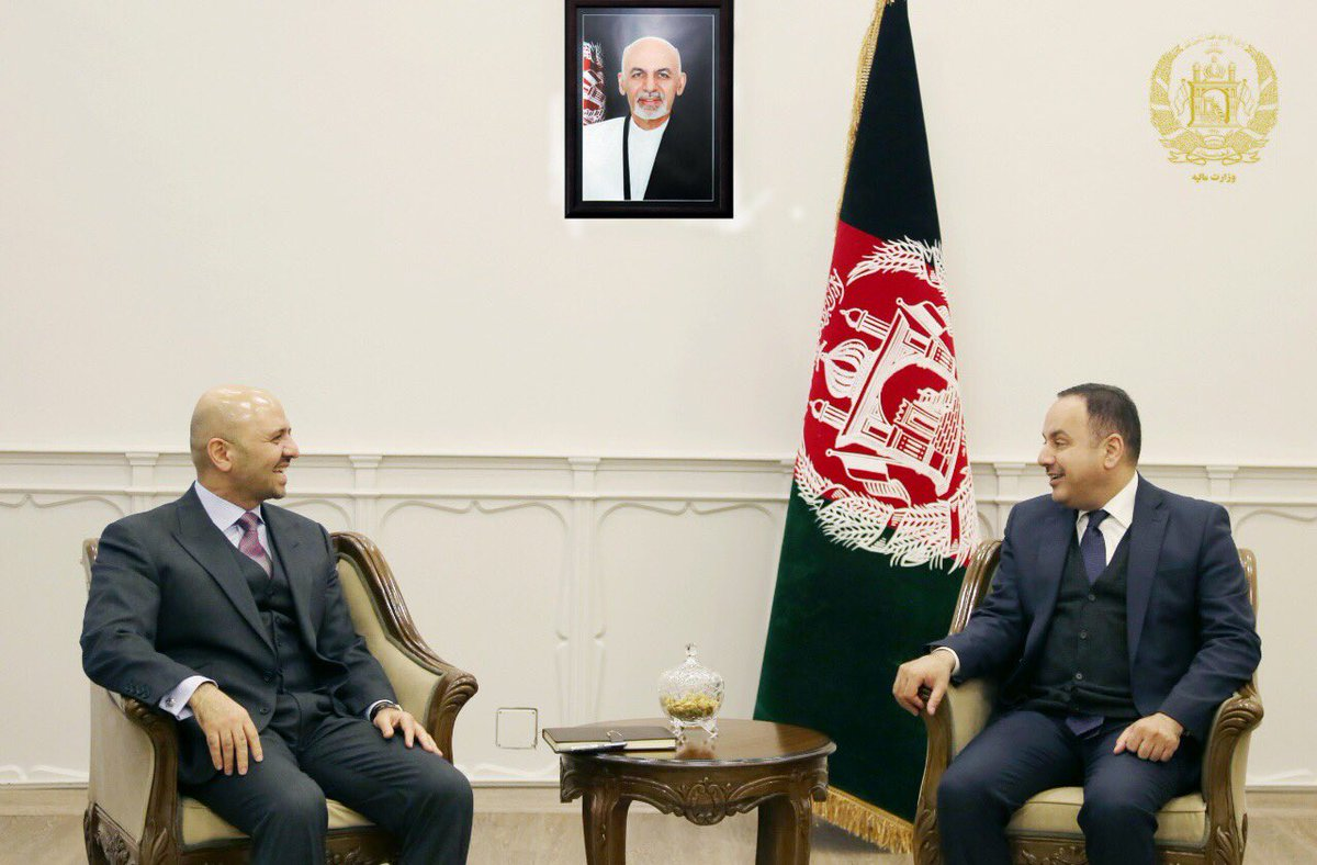 In a meeting with the Minister of MUDH, a range of issues including effective implementation of development projects were discussed.