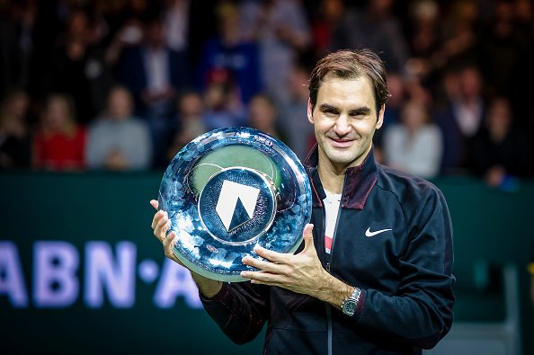DWVM8dgX0AAqZfi - The Return of The King: Federer the Ageless Wonder!