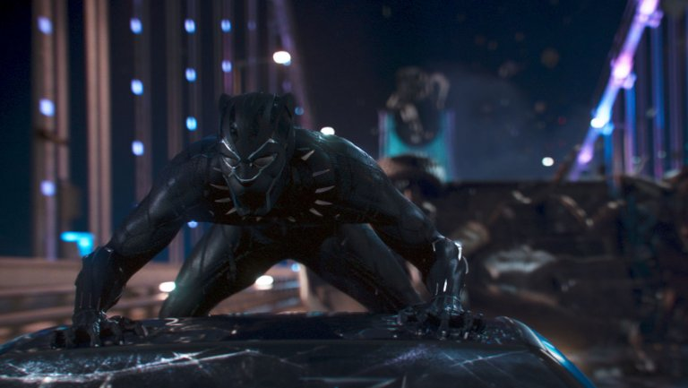 Weekend Box Office: #BlackPanther bounds...