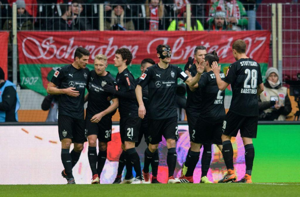 Video: Augsburg vs Stuttgart