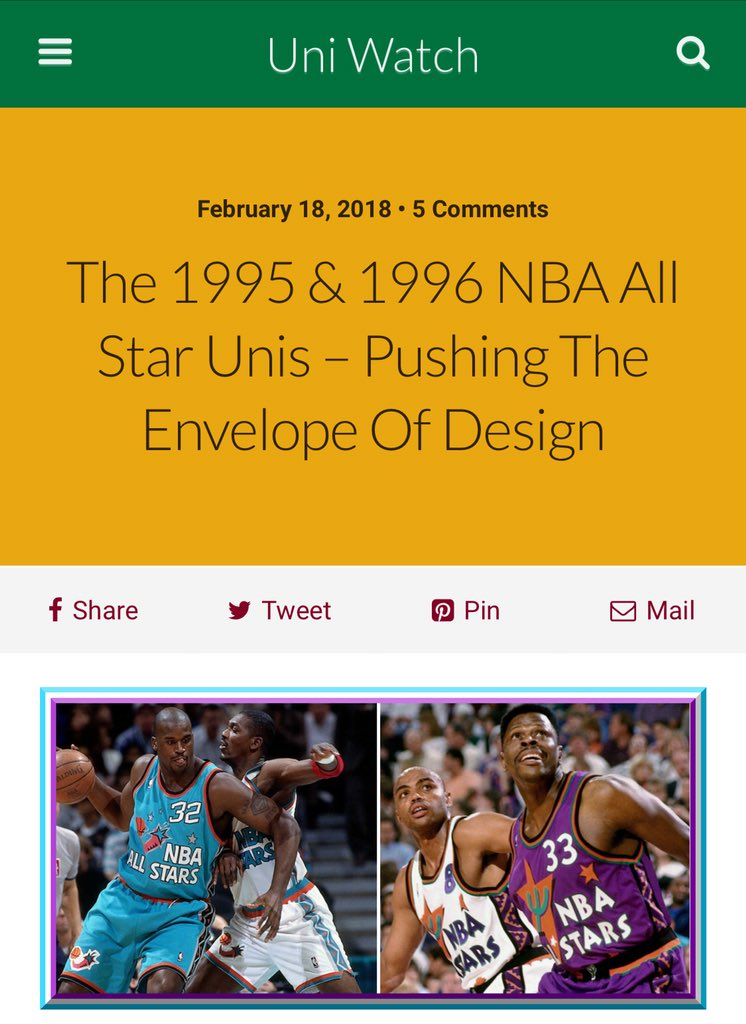 03af8e3fcd3 ... Paul Lukas for letting me share the backstory of mid'90's @NBA Allstar  game event identity programs. @sportslogosnet @mitchell_ness @ChampionUSA  ...