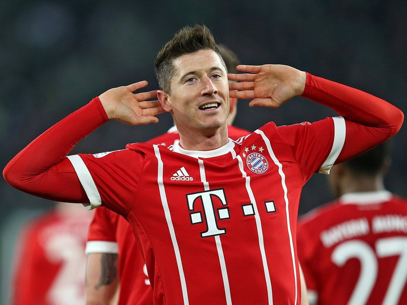 RT @fcb_topnews Lewandowski: Real? 'Ich...
