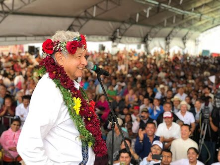 López Obrador aprobó hoy la candidatura...