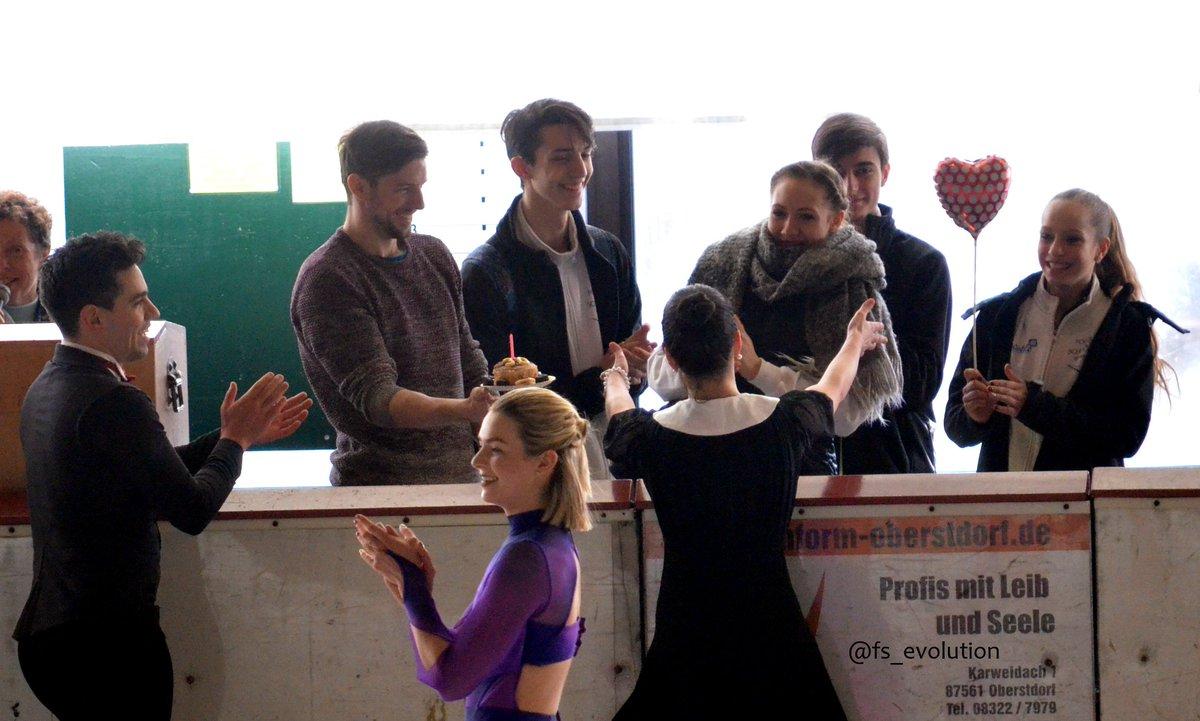 Анна Капеллини - Лука Ланоте / Anna CAPPELLINI - Luca LANOTTE ITA - Страница 10 DWVUQULW0AAhuLS