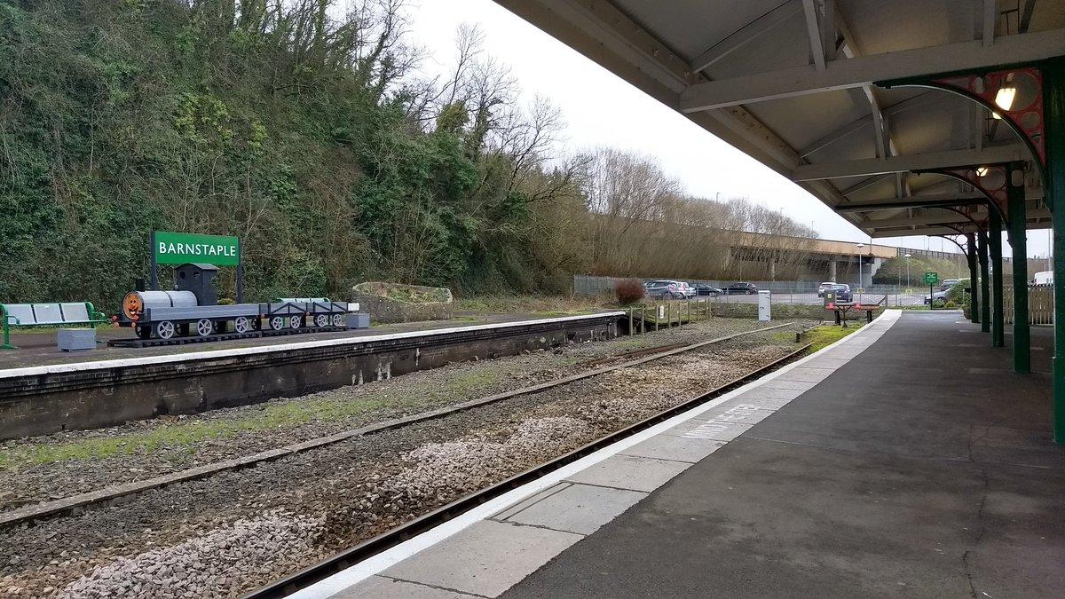 DWVZM hWkAIBPUN?format=jpg&name=medium - Trains no more across the River Taw #2