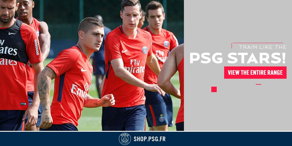TRAIN LIKE THE PSG STARS! Visit the official Online Store & discover the entire range!  Shop here 👉 bit.ly/2EDFfDv