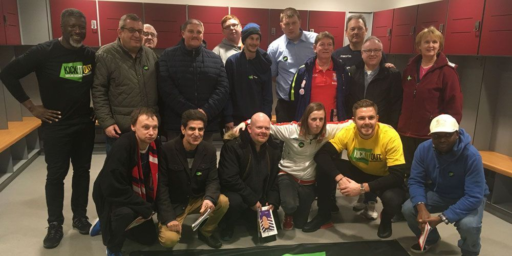 Mental health itself is always looked upon as a bit of a taboo subject. People don't want to speak about it. Hear more from our ambassador @JackButland_One as we delivered an equality and mental health workshop @stokecity alongside @StokeCity_CT: bit.ly/2o69RXR