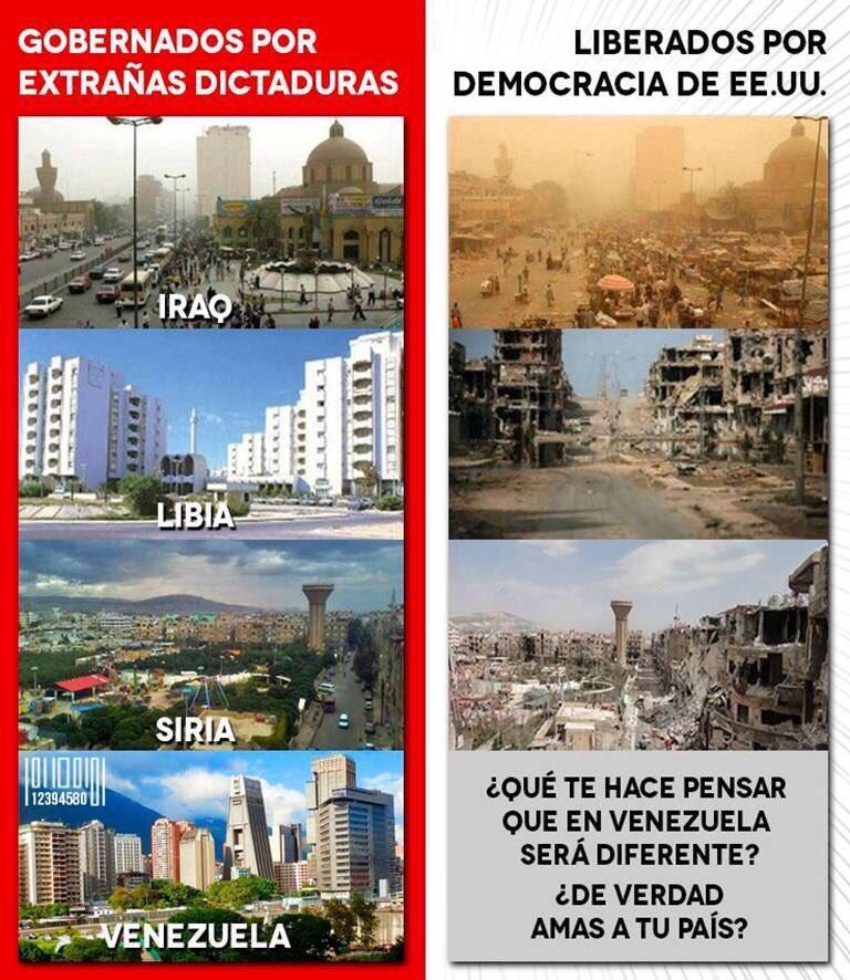 Agresión estadounidense a Venezuela - Página 8 DWVcQ0eWsAE6CIT