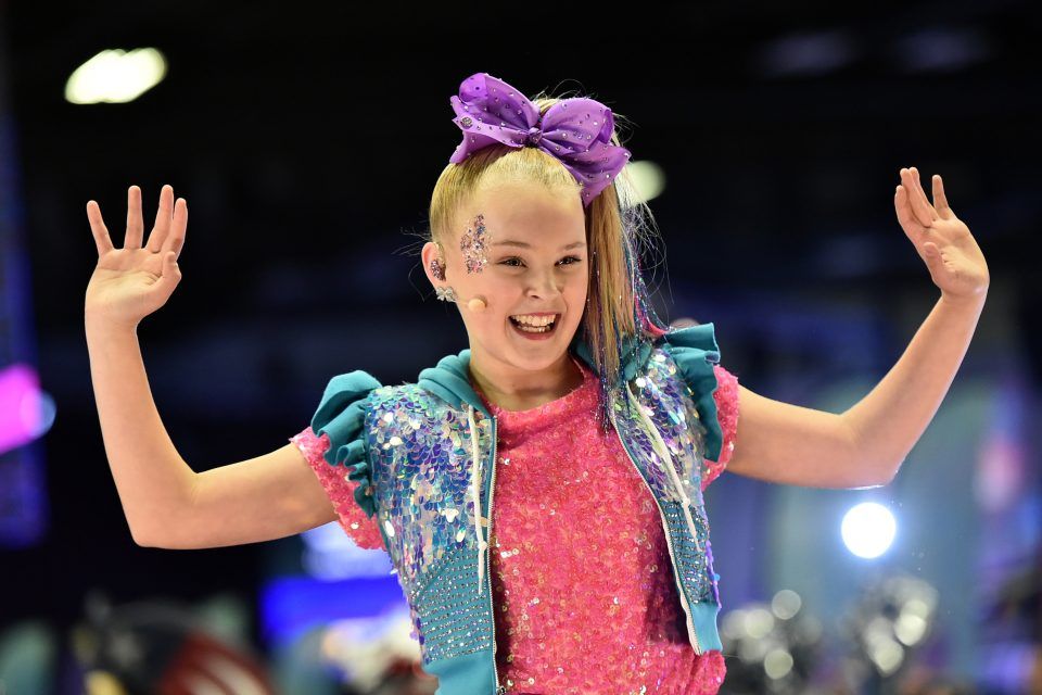 itsjojosiwa is seriously obsessed with