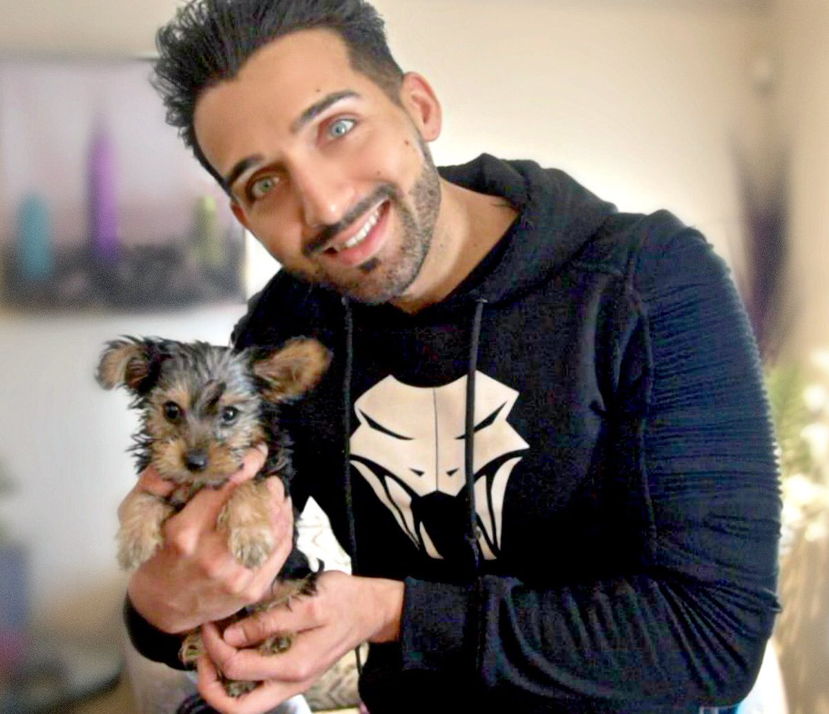 Sham Idrees On Twitter Lets All Welcome Rocky To Teamrebel