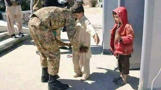 We r not #Terrorist stop pyschlogically torturing our #Kids   #PashtunRejectArmyCheckposts   #We #Reject & #Object it strongly 👇 @KarzaiH