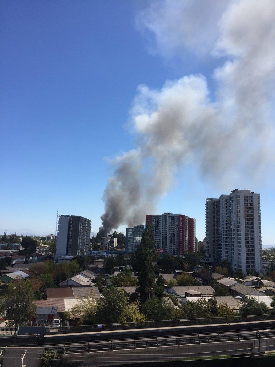 #incendio #LaFlorida https://t.co/gMJ0nk...