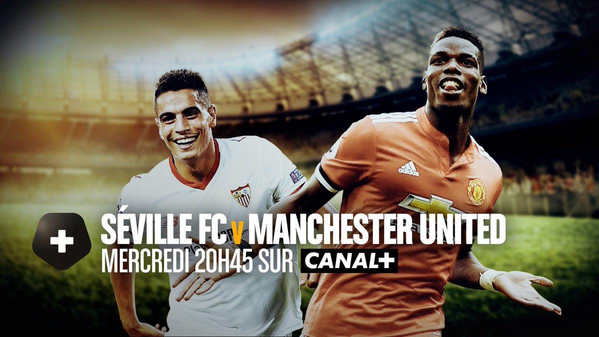 . @SevillaFC_FRA / @ManUtd : mercredi à...