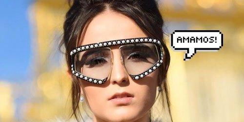 Truque de estilo: os óculos de sol diferentões da Larissa Manoela https://t.co/xarGm28gHz