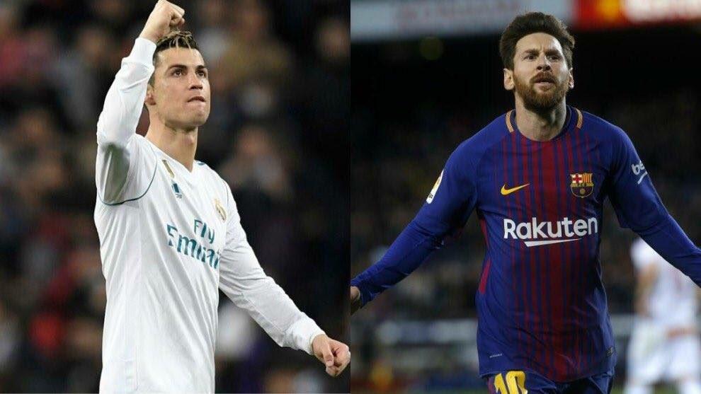 📊⚽️ #Marca⎪Malgré son mauvais début de saison, CR7 a toujours un meilleur ratio de but que Messi.  #Cristiano 29 matchs / 25 buts 0.86 buts par match  #Messi 38 matchs / 27 buts 0.71 buts par match